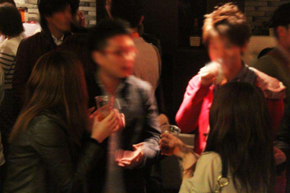 5月東京で開催の人気のあるパーティー