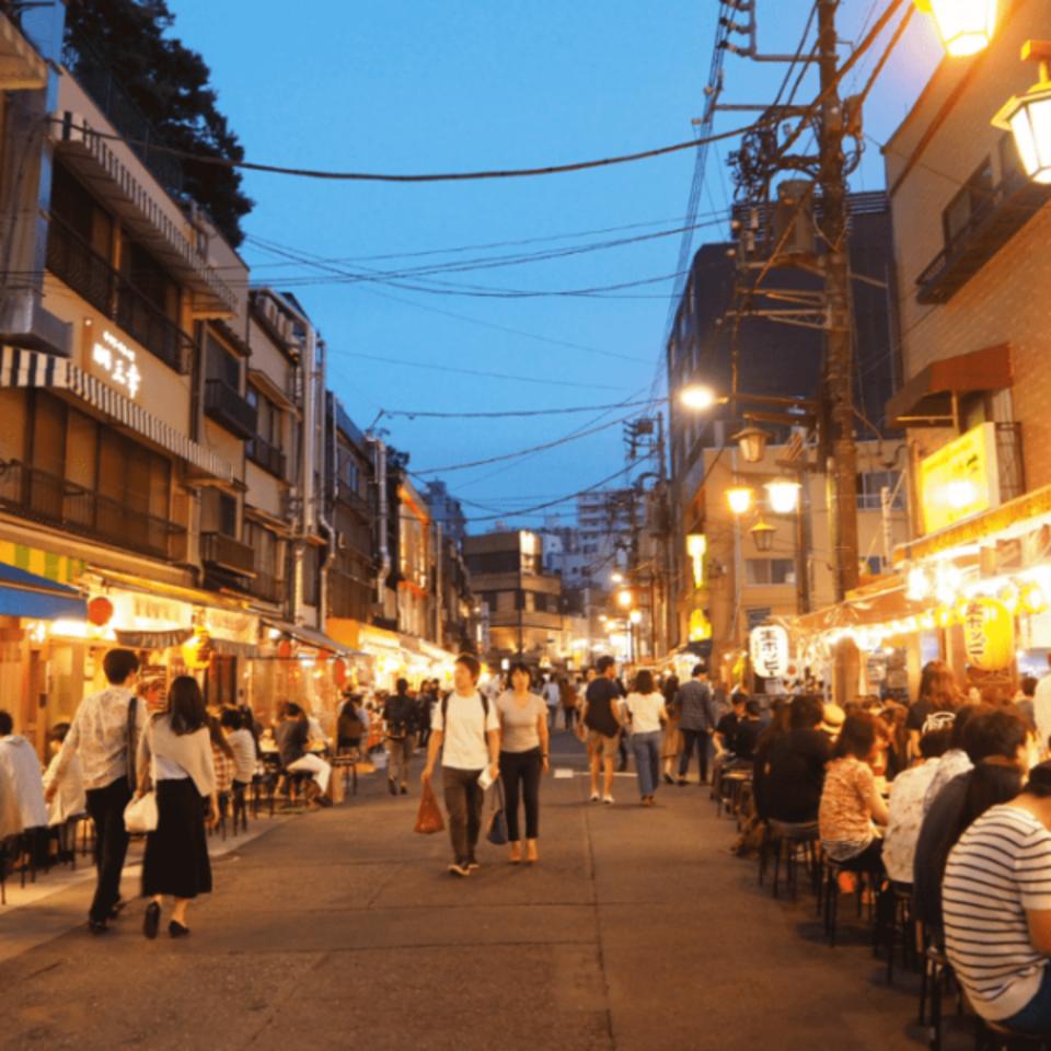 お昼から!浅草ホッピー通りで飲み歩きを楽しもう!!浅草ハシゴ酒コン!開催中止になります!!