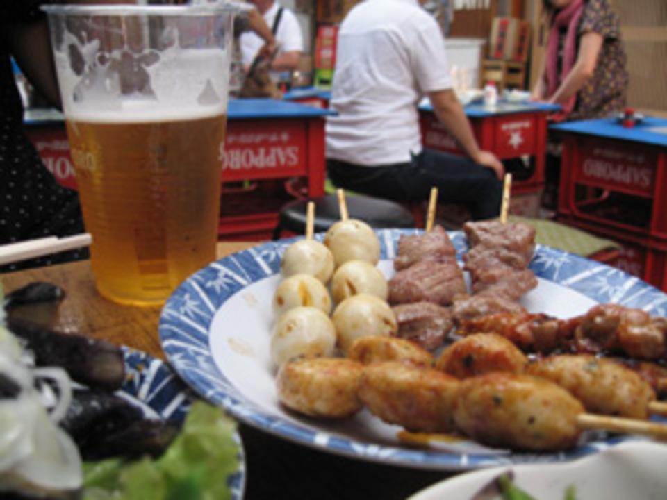 お昼から!浅草ホッピー通りで飲み歩きを楽しもう!!浅草ハシゴ酒コン!