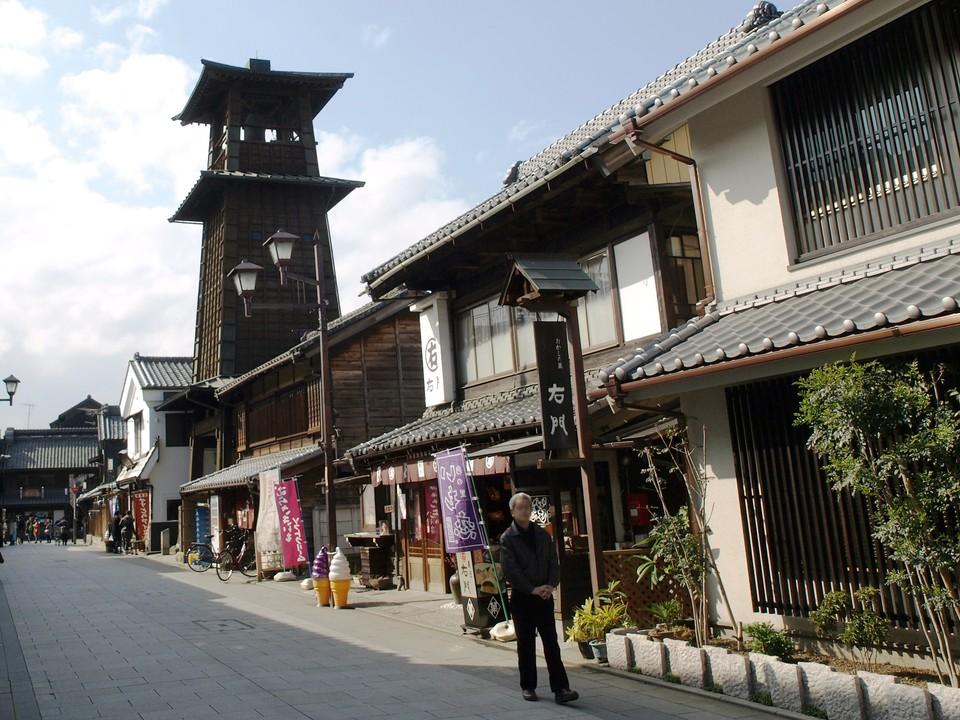 開催中止になります!!小江戸で食べ歩き!城下町を巡る!小江戸川越七福神スタンプラリーウォーキングコン!