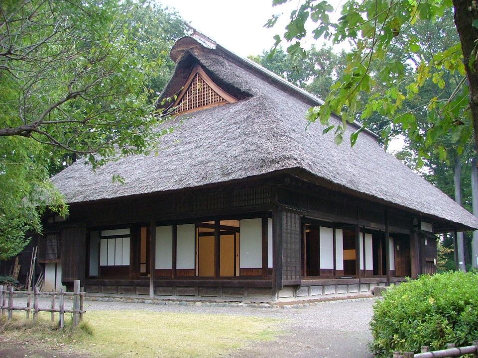 川崎〜日本古民家園散策ウォーキングコン!