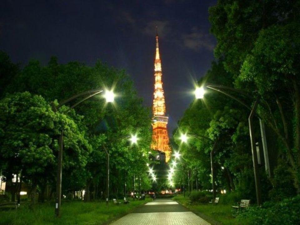 満員御礼!ありがとうございました!東京タワーを目指そう!!ロケーション最高!名所を巡る! 東京タワーナイトウォーキングコン!