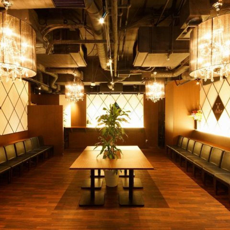 ご予約40名突破❤︎好きな異性と交流可能な半立食スタイル❤︎Anniversary April Party in 梅田 【☆男性22歳~36歳&女性20歳~34歳Ver☆】~summerに向けて~お食事ビュッフェ&飲み放題付き♪♪