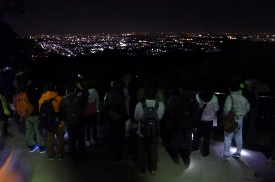 高尾山ナイトトレッキングコン◆ドキドキ夜の登山体験◆趣味コン
