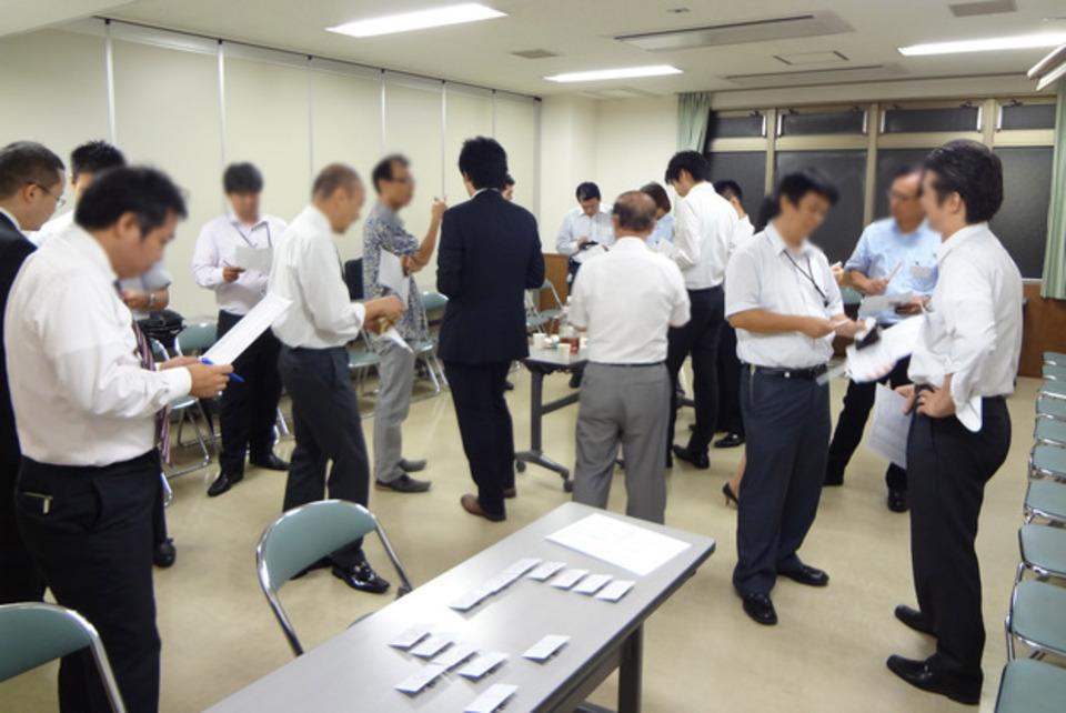 【開催中止】渋谷の異業種交流会はここ!毎回マッチング率高め多種多様な参加者様
