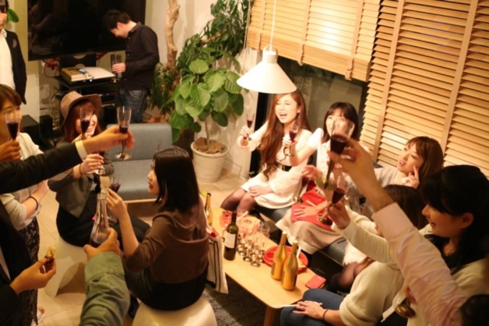 【20代限定】仕事帰りにこたつを囲んでゲーム大会♪@横浜