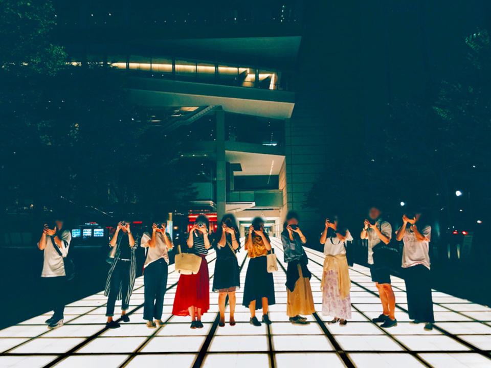集えカメラ女子&男子!写真好きさんいらっしゃい♪ライトアップ東京駅と丸の内夜景でナイトフォトウォークコン♡【東京駅・丸の内】