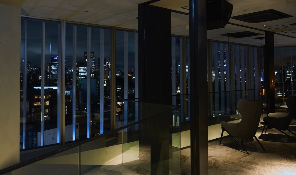 【原宿ランチコン】【20代中心】原宿を一望できる最高の景色!