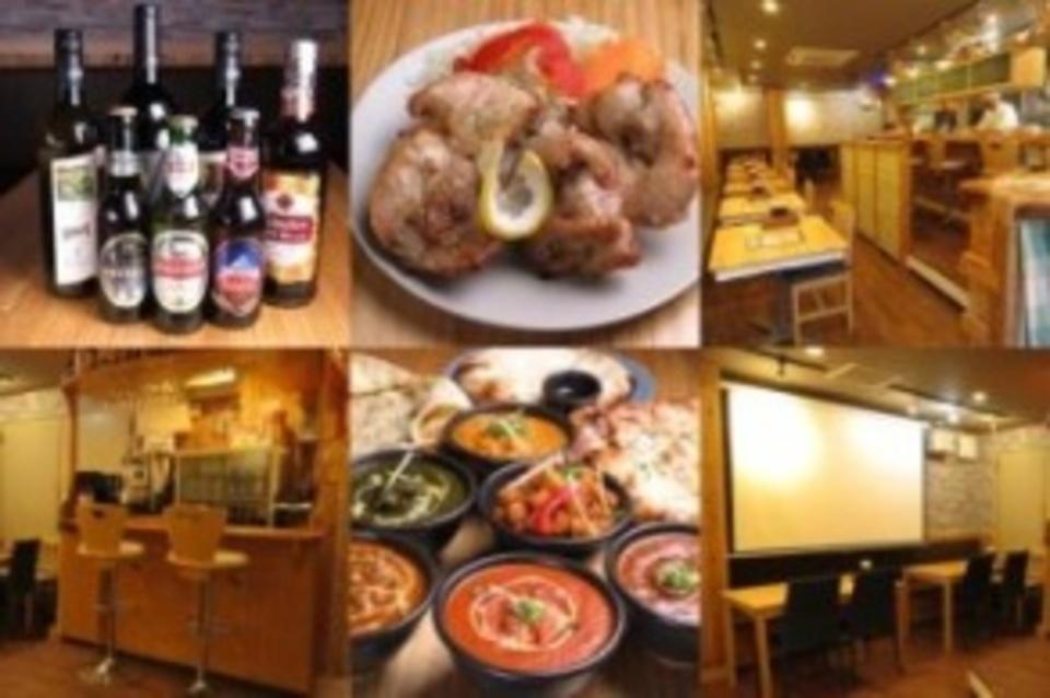 箱崎 平日五ツ星シェフが作る民族料理カフェバーで国際交流パーティー
