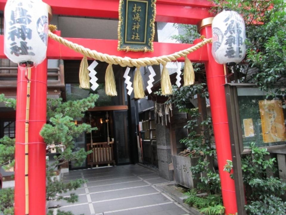 当日は晴れ予報!新企画!東京下町の歴史を楽しむ!!日本橋七福神ご利益ウォーキングコン!