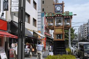 東京都内を散歩で婚活ウォーキング