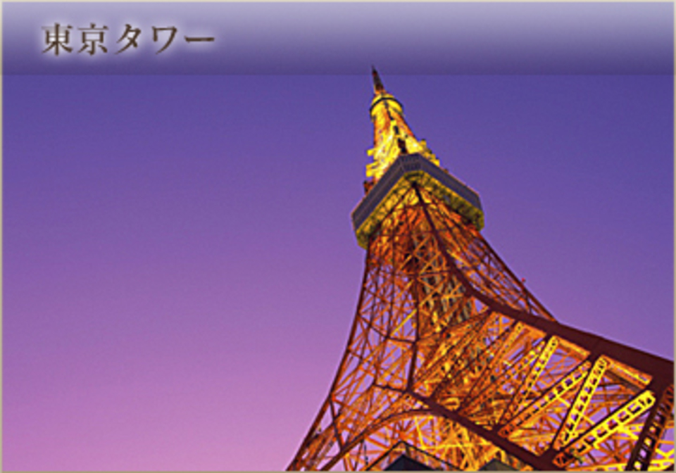 東京タワーを目指して!ロケーション最高の名所を巡る! 東京ナイトウォーキングコン!