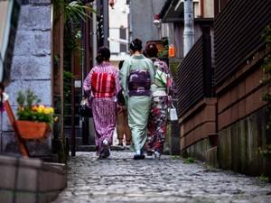 飯田橋神楽坂でお散歩婚活