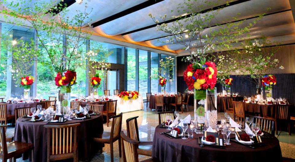 【200名ハイステイタスX'mas Party】200坪の日本庭園Restaurantにて男性ビジネスエリートvs女性32歳以下