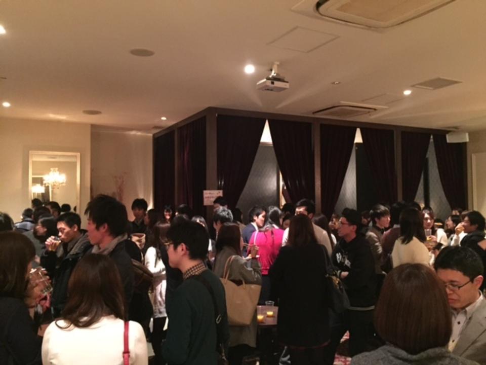 青山【シングル限定】優雅なセレブラウンジで国際交流パーティー