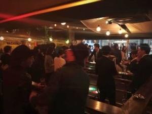 東京で異文化国際交流パーティー