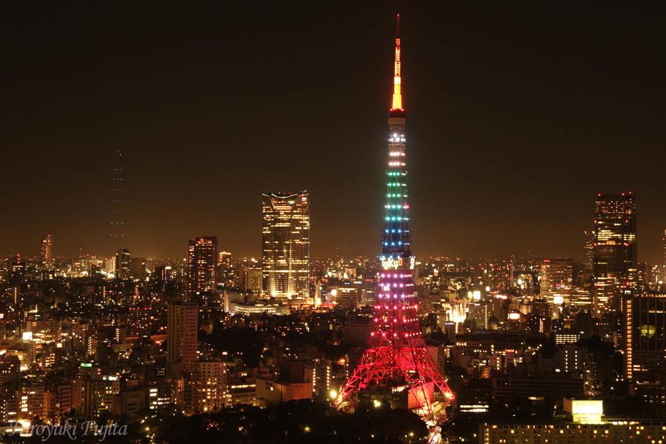 ThePlace of Tokyo東京タワー恋活パーティー