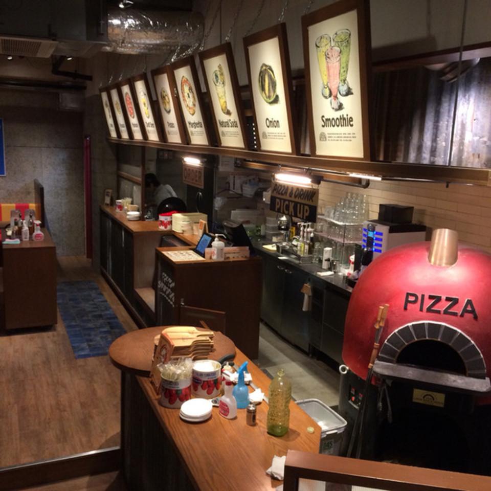 本場ナポリピッツァが食べれる平日国際交流パーティー