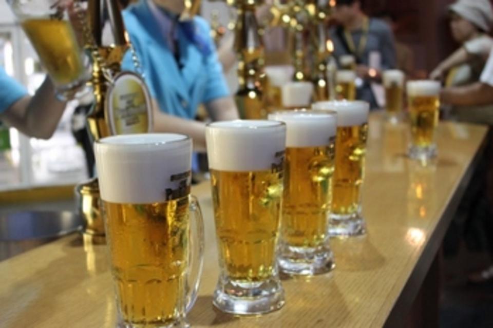 男性先行中!女性急募!大人の遠足!ビール工場見学!出来立てのビールを試飲できる!東京ビール工場見学ウォーキングコン!