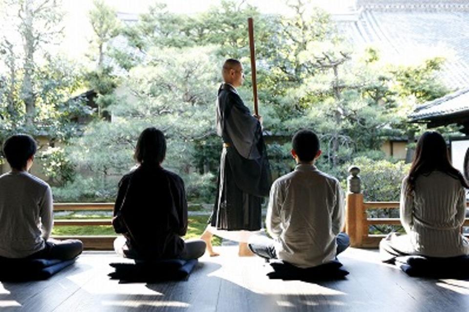 心と体を整えて出会う◆鎌倉の由緒正しいお寺で!鎌倉座禅コン!