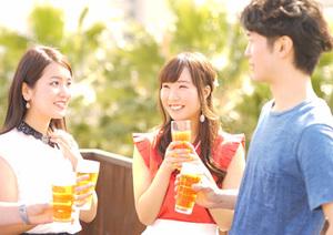 表参道で東京恋活祭×1人参加限定平成祭