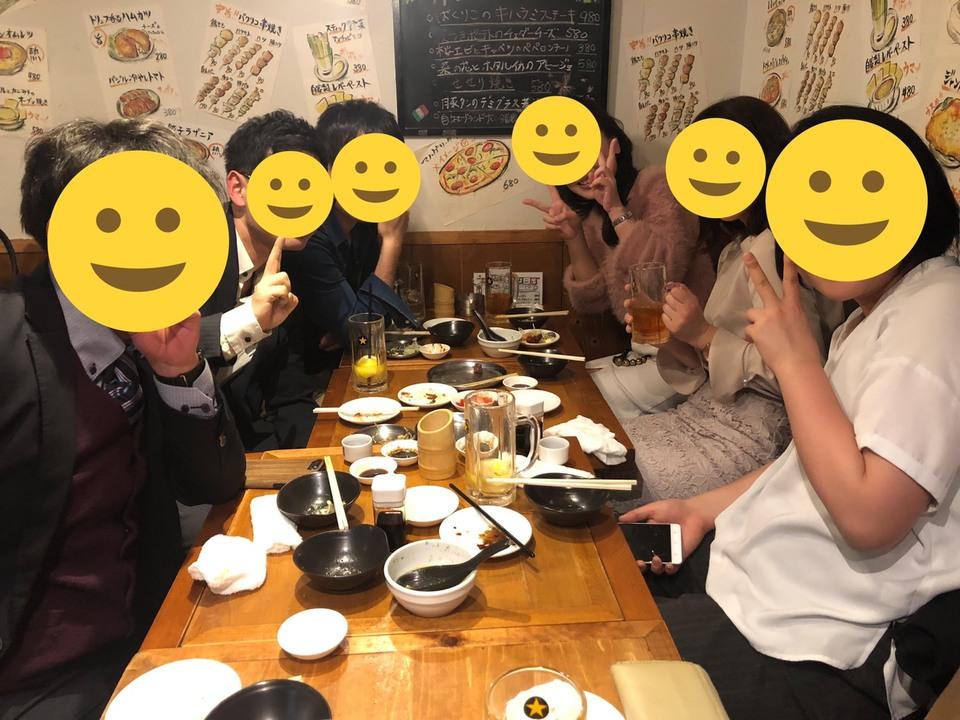 【平日一人参加限定!!】中目黒ハシゴ酒コン - 女性人気!同年代!中目黒ではしご酒しよう☆