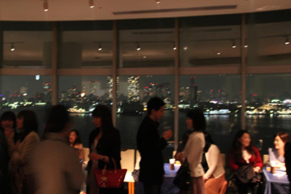 2月東京でパーティー・イベント