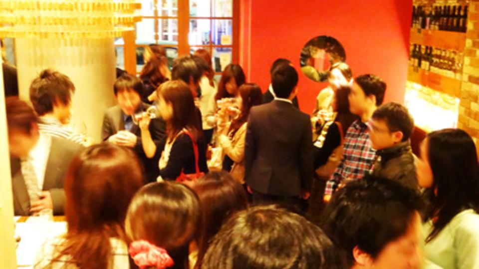 2月名古屋・栄でパーティー・イベント