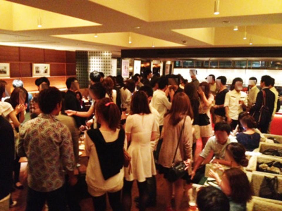 3月大阪で開催の人気のあるパーティー