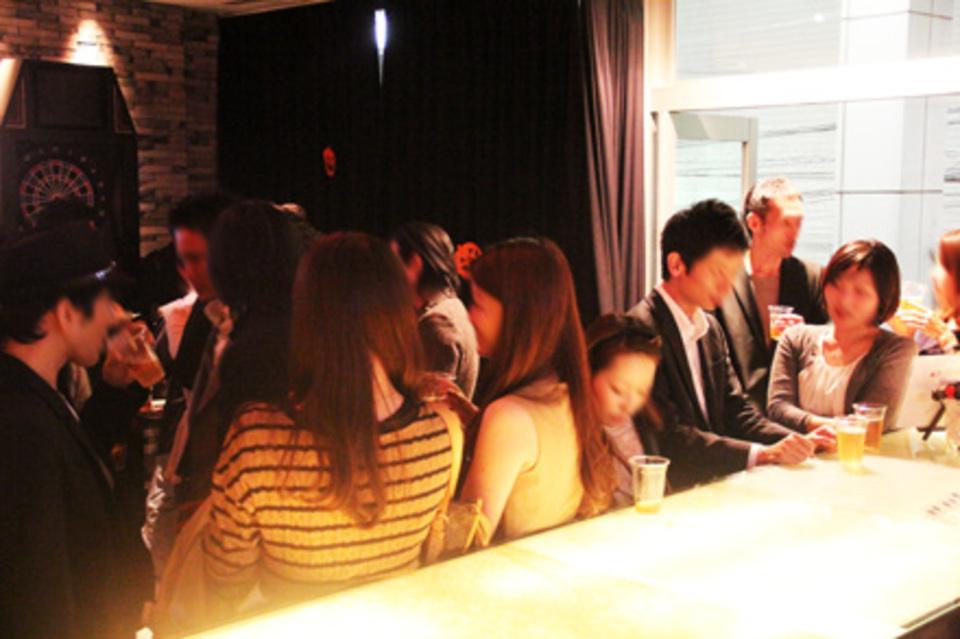 4月東京で開催の人気のあるパーティー